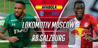 Prediksi Lokomotiv Moscow vs RB Salzburg 2 Desember 2020