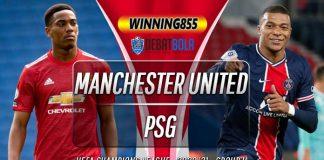 Prediksi Manchester United vs PSG 3 Desember 2020