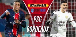 Prediksi PSG vs Bordeaux 29 November 2020