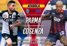 Prediksi Parma vs Cosenza 25 November 2020