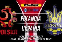 Prediksi Polandia vs Ukraina 12 November 2020