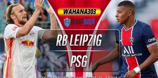 Prediksi RB Leipzig vs PSG 5 November 2020