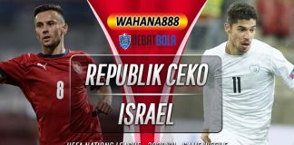 Prediksi Republik Ceko vs Israel 16 November 2020