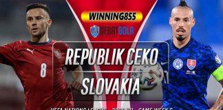 Prediksi Republik Ceko vs Slovakia 19 November 2020