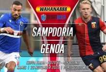 Prediksi Sampdoria vs Genoa 26 November 2020