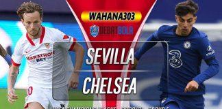 Prediksi Sevilla vs Chelsea 3 Desember 2020