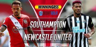 Prediksi Southampton vs Newcastle United 7 November 2020