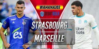 Prediksi Strasbourg vs Marseille 7 November 2020