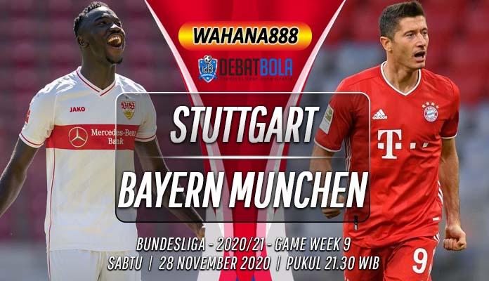 Prediksi Stuttgart vs Bayern Munchen 28 November 2020