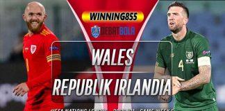 Prediksi Wales vs Republik Irlandia 16 November 2020