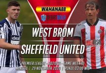 Prediksi West Brom vs Sheffield United 29 November 2020