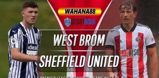 Prediksi West Brom vs Sheffield United 29 November 2020