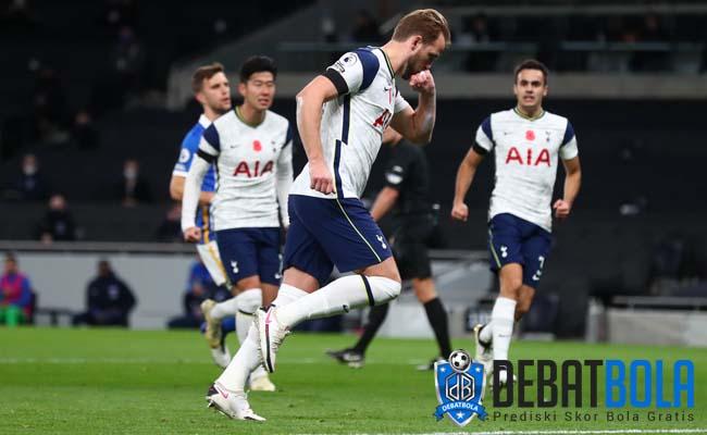 Prediksi West Brom vs Tottenham Hotspur 8 November 2020