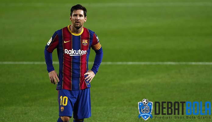 Presiden Baru Barcelona akan Memotong Gaji Lionel Messi