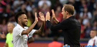 Tuchel Senang Neymar Tak Dimainkan Brasil