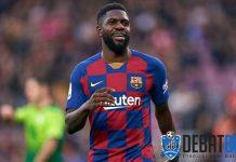 Alasan Ronald Koeman Kirim Samuel Umtiti ke Barcelona B
