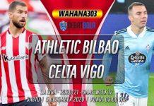 Prediksi Athletic Bilbao vs Celta Vigo 5 Desember 2020