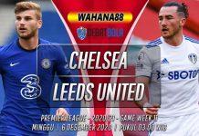 Prediksi Chelsea vs Leeds United 6 Desember 2020
