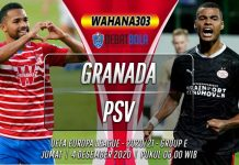 Prediksi Granada vs PSV 4 Desember 2020