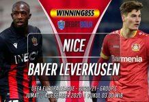 Prediksi Nice vs Bayer Leverkusen 4 Desember 2020