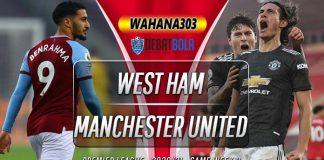 Prediksi West Ham vs Manchester United 6 Desember 2020