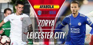 Prediksi Zorya vs Leicester City 4 Desember 2020