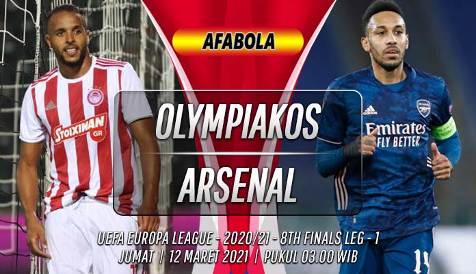 Prediksi Olympiakos Vs Arsenal Tak Boleh Buang Banyak Peluang